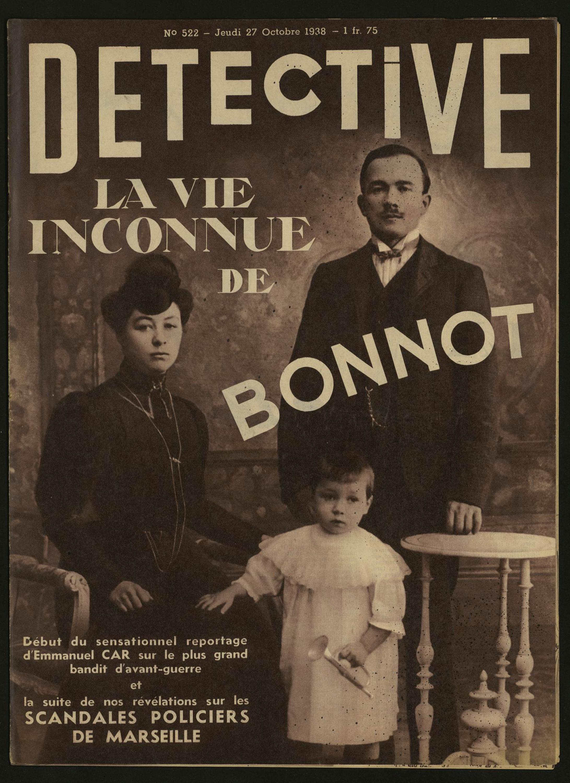 La vie inconnue de Bonnot (volume 522  1938) 97e9b394afd