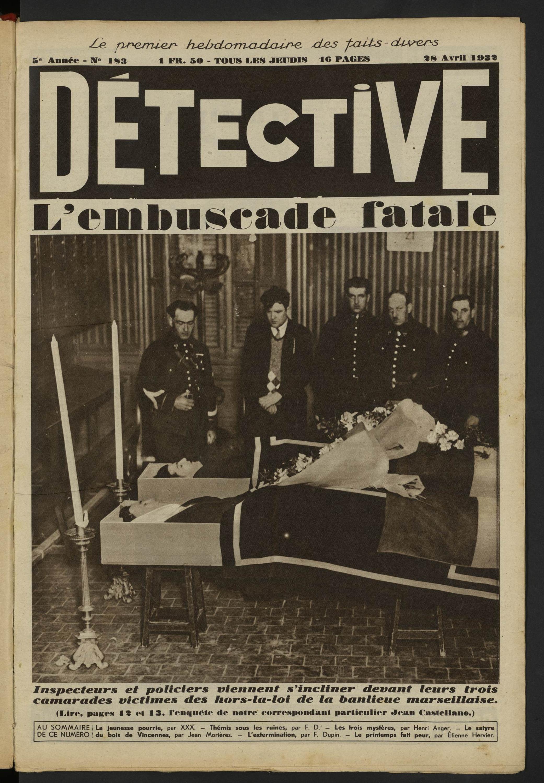 Dtective luembuscade fatale volume with arthur bonnet for Arthur bonnet salle de bain