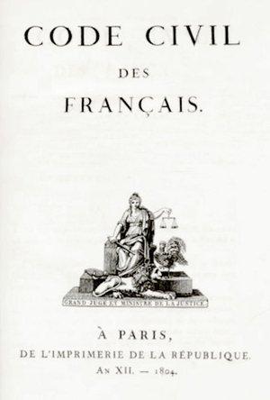 Le Code civil (1804-2004) | Criminocorpus